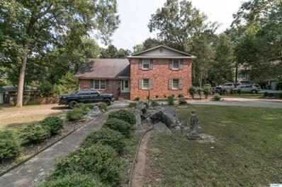 834 Tannahill Drive, Huntsville, AL 35802 - MLS#: 1790990