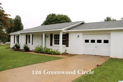 126 Greenwood Circle, Harvest, AL 35749 - MLS#: 1791429