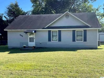 605 Bradley Street, Decatur, AL 35601 - MLS#: 1791926