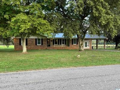 9509 County Road 30, Woodville, AL 35776 - MLS#: 1791962