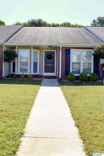 507 Springview Street, Decatur, AL 35601 - MLS#: 1793430