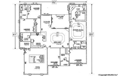 104 Old Vineyard Court, Huntsville, AL 35811 - MLS#: 1045215