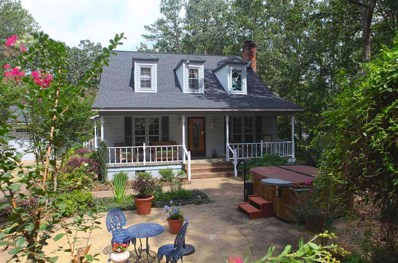 667 County Road 189, Cedar Bluff, AL 35959 - MLS#: 1075816