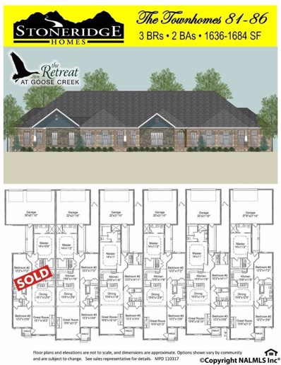 8016 Misty Valley Way, Owens Cross Roads, AL 35763