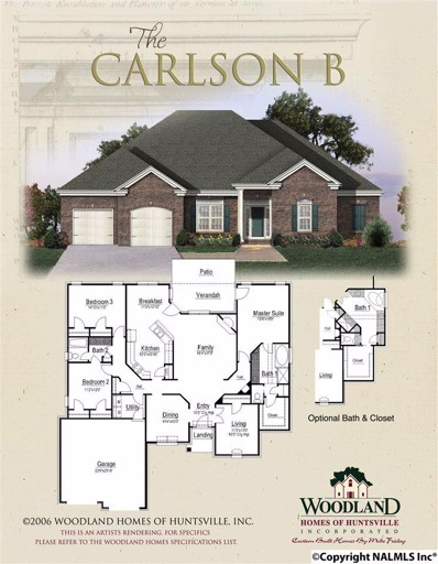24245 Ransom Spring Court, Athens, AL 35613