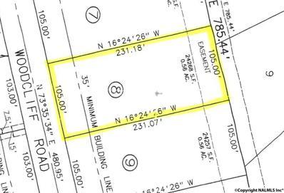 Woodcliff Road, Huntsville, AL 35801 - #: 1089574