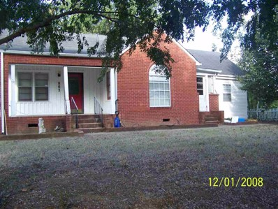802 S Houston Street, Scottsboro, AL 35768