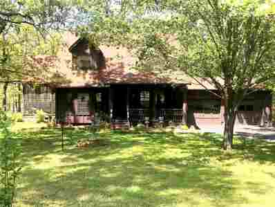 445 County Road 189, Cedar Bluff, AL 35959 - MLS#: 1093104