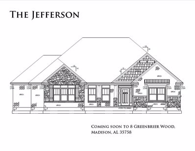 8 Greenbrier Wood, Madison, AL 35756