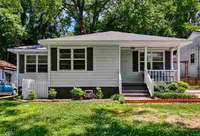 2705 Woodview Drive, Huntsville, AL 35801 - MLS#: 1095691