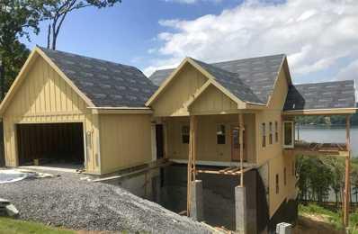 533 Fall Creek Drive, Guntersville, AL 35976 - MLS#: 1099665