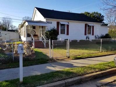 3602 Fairview Street, Huntsville, AL 35805 - MLS#: 1100311