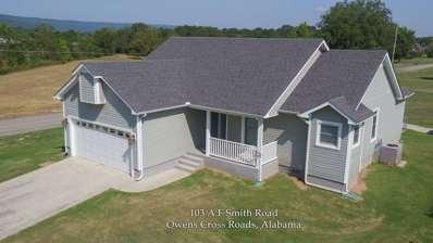 103 A F Smith Road, Owens Cross Roads, AL 35763 - #: 1102324