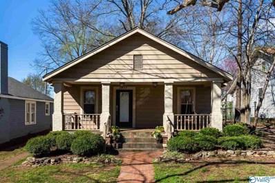 1017 Beirne Avenue, Huntsville, AL 35801 - #: 1114237