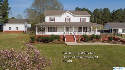 376 Knotty Walls Road, Owens Cross Roads, AL 35763