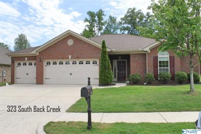 323 South Back Creek Road, Madison, AL 35757