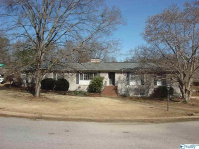 709 Country Club Drive, Gadsden, AL 35901