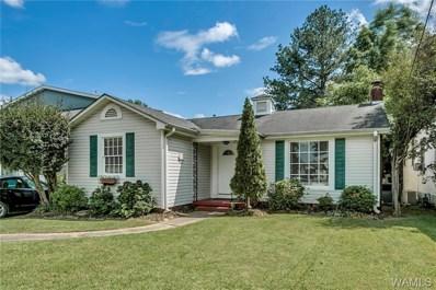 17 Oakwood, Tuscaloosa, AL 35401 - #: 125653