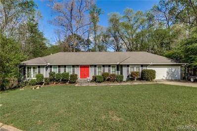 1823 Woodridge Road, Tuscaloosa, AL 35406 - #: 126436