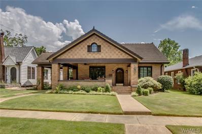 14 Oakwood, Tuscaloosa, AL 35401 - #: 134279