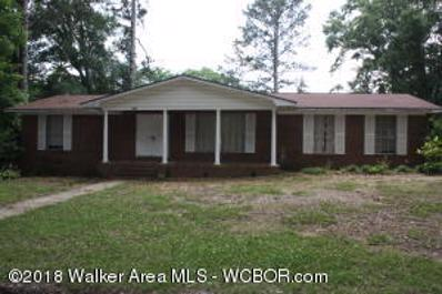 254 NE 6TH Avenue, Carbon Hill, AL 35549 - #: 18-1178