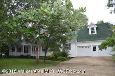 987 County Road 3973, Arley, AL 35541 - #: 18-1628