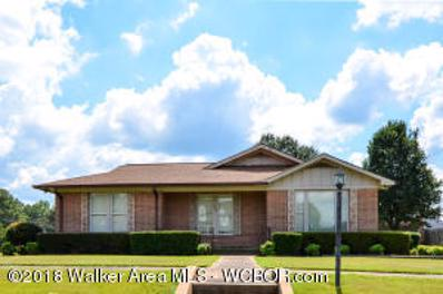 166 8TH Ave Nw, Carbon Hill, AL 35549 - #: 18-1841
