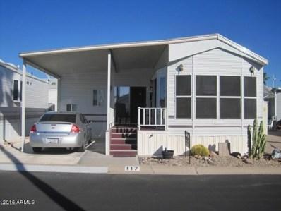 3710 S Goldfield Road Unit 117, Apache Junction, AZ 85119 - MLS#: 5392408