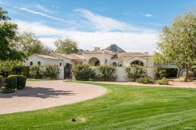 7832 N El Arroyo Road, Paradise Valley, AZ 85253 - MLS#: 5564630