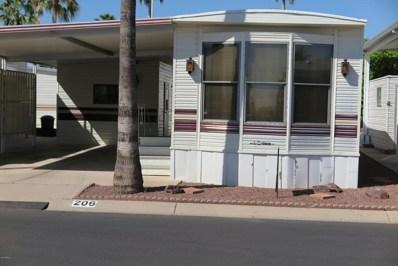 3710 S Goldfield Road Unit 206, Apache Junction, AZ 85119 - MLS#: 5578209
