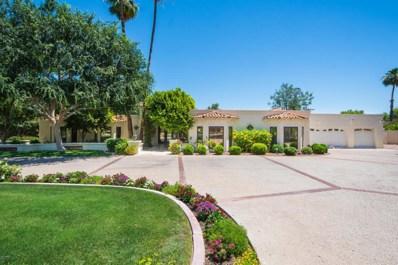 6301 N 61ST Place, Paradise Valley, AZ 85253 - MLS#: 5613394