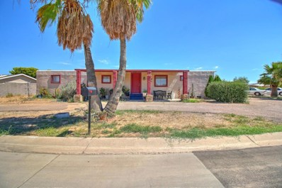 2810 E Marco Polo Road, Phoenix, AZ 85050 - MLS#: 5652268