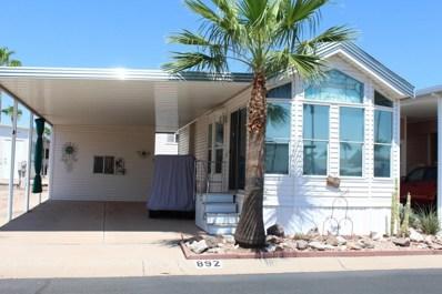 3710 S Goldfield Road Unit 892, Apache Junction, AZ 85119 - MLS#: 5659607