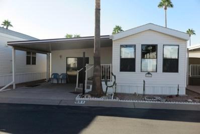 3710 S Goldfield Road Unit 651, Apache Junction, AZ 85119 - MLS#: 5665978