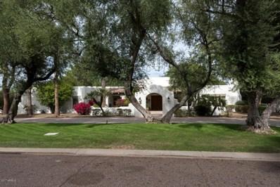 6214 E Via Los Caballos --, Paradise Valley, AZ 85253 - MLS#: 5685280