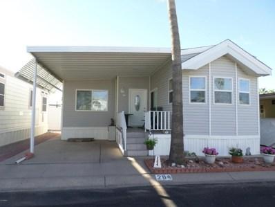 3710 S Goldfield Road Unit 284, Apache Junction, AZ 85119 - MLS#: 5687505