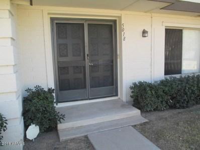 5018 N 83RD Street, Scottsdale, AZ 85250 - MLS#: 5689585