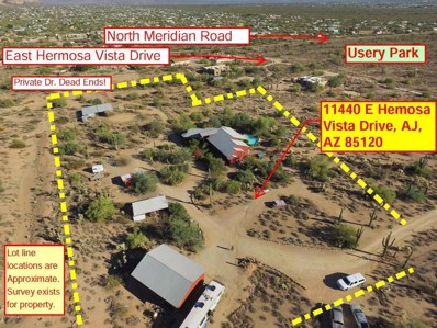 11440 E Hermosa Vista Drive, Apache Junction, AZ 85120 - MLS#: 5690117