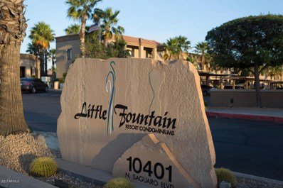 10401 N Saguaro Boulevard Unit 128, Fountain Hills, AZ 85268 - MLS#: 5694586