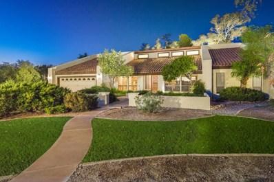 5026 E Fanfol Drive, Paradise Valley, AZ 85253 - MLS#: 5695200