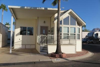 3710 S Goldfield Road Unit 305, Apache Junction, AZ 85119 - MLS#: 5695834