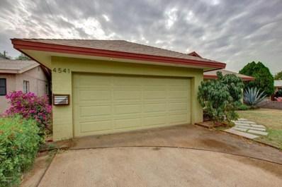4541 E Montecito Avenue, Phoenix, AZ 85018 - MLS#: 5696251