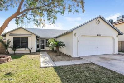 4535 W Marco Polo Road, Glendale, AZ 85308 - MLS#: 5698902