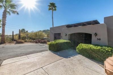 37801 N Cave Creek Road Unit 36, Cave Creek, AZ 85331 - MLS#: 5703621