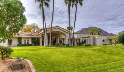 6231 E Naumann Drive, Paradise Valley, AZ 85253 - MLS#: 5705645