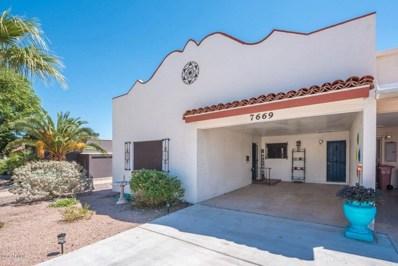 7669 E Hazelwood Street, Scottsdale, AZ 85251 - MLS#: 5705863