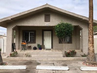 448 W Dana Avenue, Mesa, AZ 85210 - MLS#: 5707977
