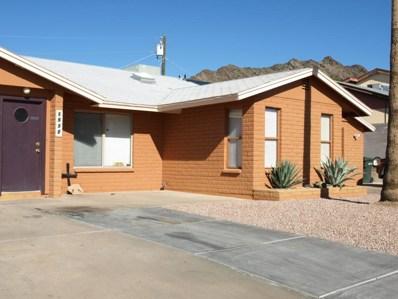 1512-1514 E Ironwood Drive, Phoenix, AZ 85020 - MLS#: 5709887