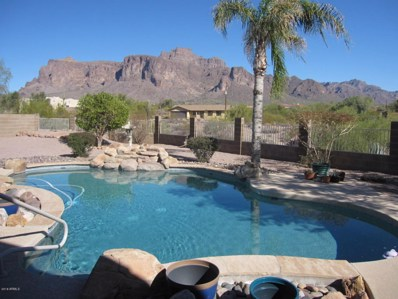 1077 N Shotgun Court, Apache Junction, AZ 85119 - MLS#: 5710039