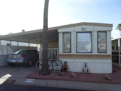 3710 S Goldfield Road Unit 639, Apache Junction, AZ 85119 - MLS#: 5716988